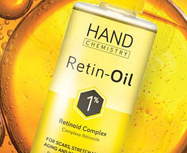 Hand Chemistry Hand Cream & Retin Oil LOOKFANTASTIC UK