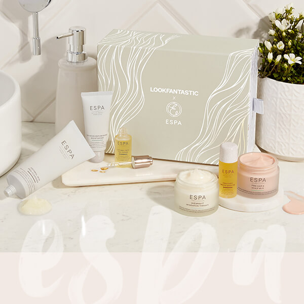 LOOKFANTASTIC X ESPA Limited Edition