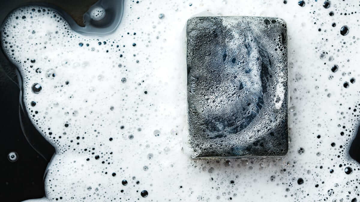 What does charcoal do for the skin?