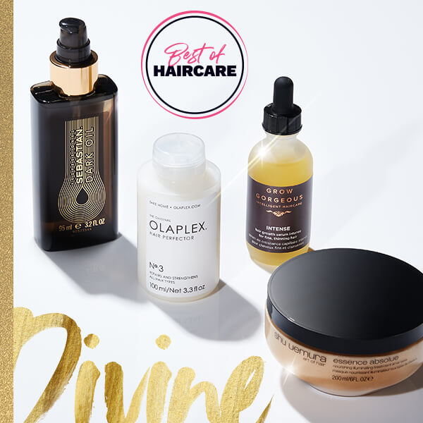 Shop the best in haircare this Christmas!