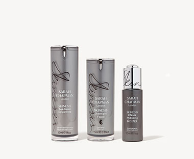 Sarah Chapman for fine lines and wrinkles