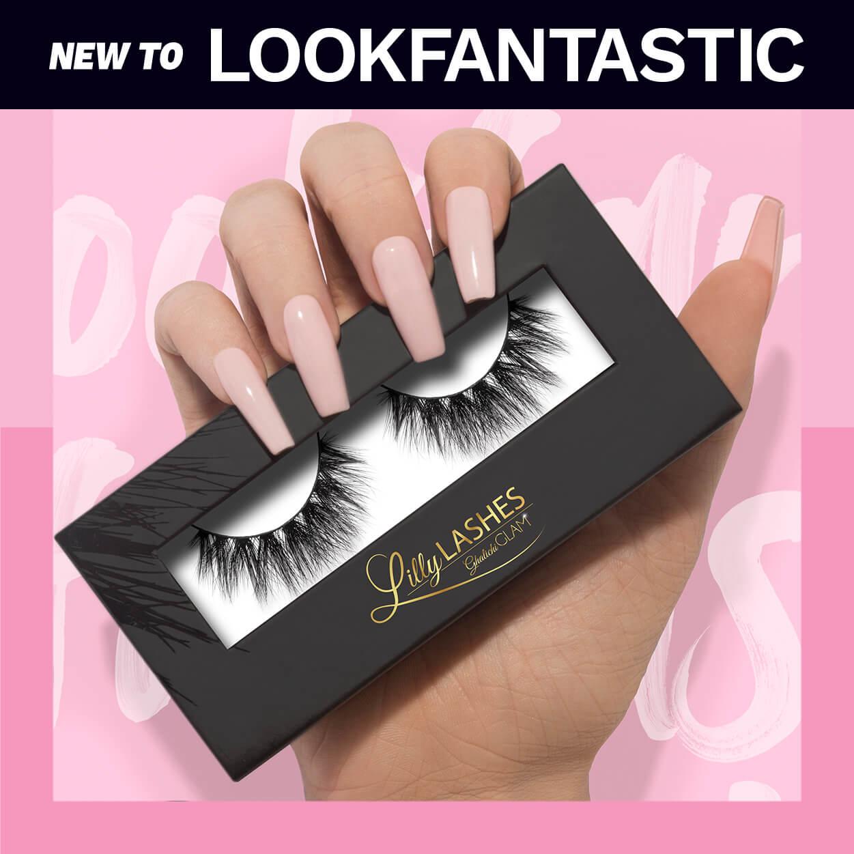 Découvrez lilly lashes, nouveau sur lookfantastic