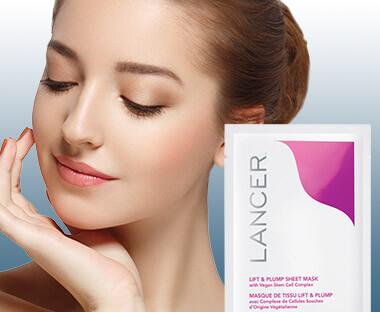 Masque de tissu Lift & Pump