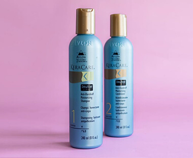 FOR DRY & ITCHY HAIR