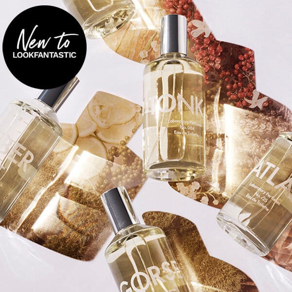 Discover Laboratory Perfumes. Inspired by natural flowers and fragrant botanicals from Britain and beyond, Laboratory Perfumes fragrances are scientifically formulated to react to the wearer and evolve throughout the day. What will be your scent? Now available at LOOKFANTASTIC.
