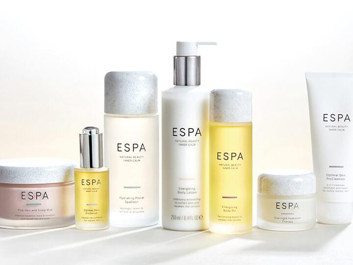 今月のブランド: ESPA