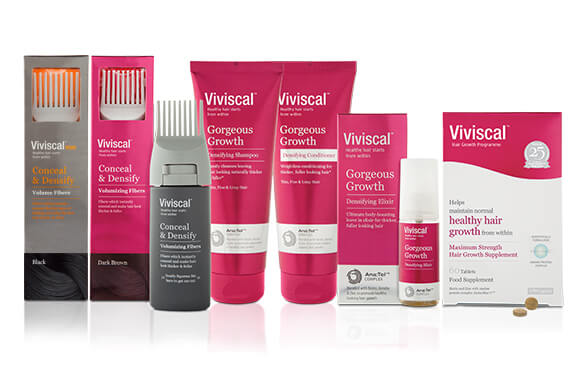 VIVISCAL | VOTED THE 'BEST HAIR SUPPLEMENT' IN THE UK