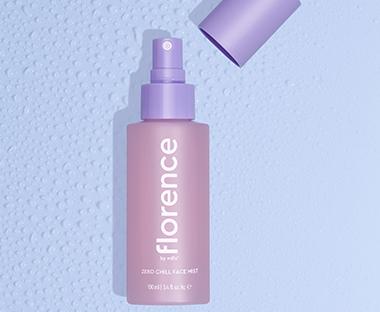Florence by Mills cleanser & moisturiser