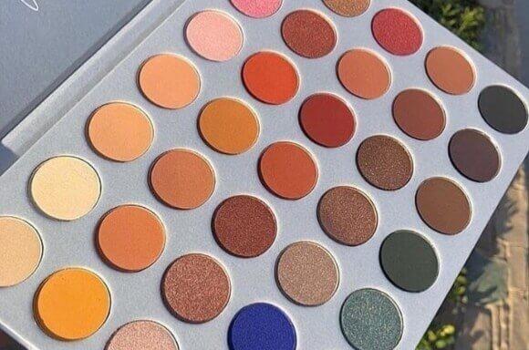 25% rabatt på Morphe Jaclyn Hill Eyeshadow Palette