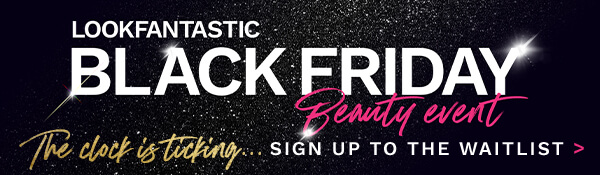 sign up to the black friday waitlist
