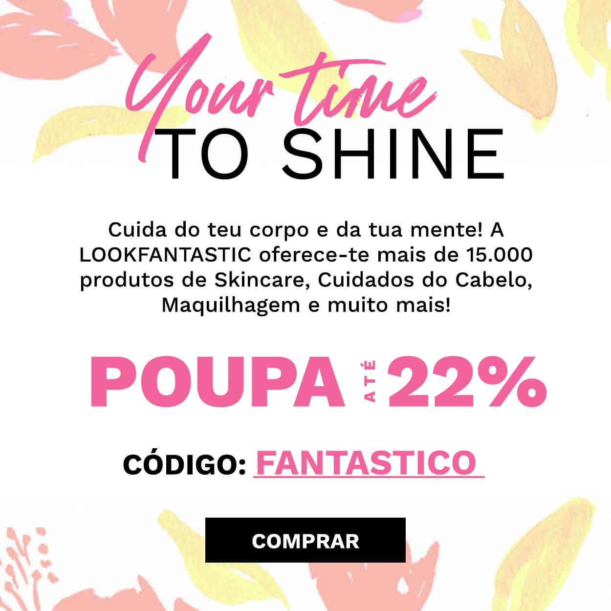 Descobre os produtos mais procurados de cada categoria e poupa até 22% na tua encomenda. Recebe ainda uma prenda grátis em compras superiores a 65€.