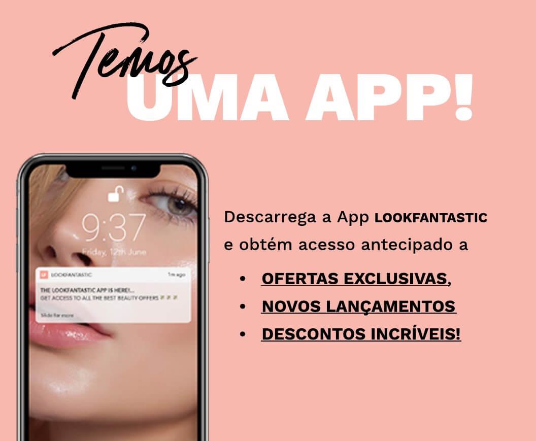 Temos uma app!