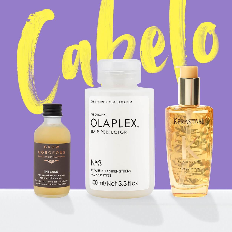 Descobre tudo o que a LOOKFANTASTIC tem para te oferecer em cuidados para cabelos! Incluindo marcas como Kérastase, Shea Moisture e Redken!
