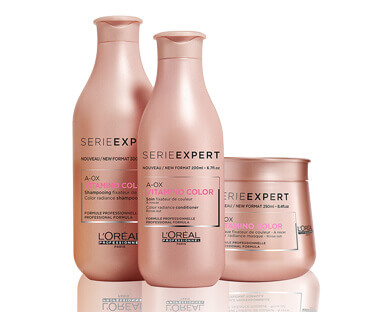 L'Oreal Serie Expert Hair Colour Treatment