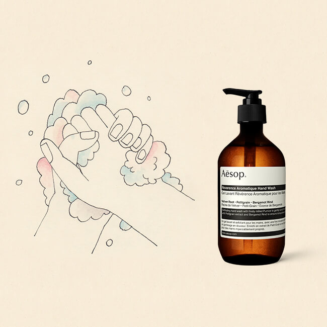 timeless grooming with aesop for men