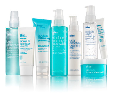 Bliss Skincare   lookfantastic com