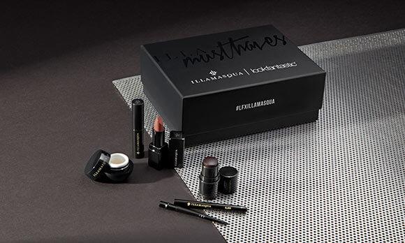 Illamasqua X Lookfantastic Limited Beauty Box