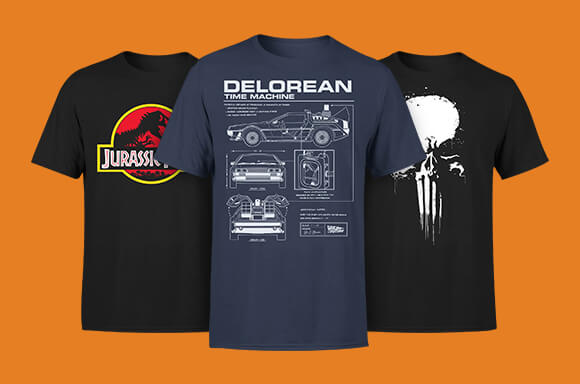 Awesome Geek Themed T-Shirts