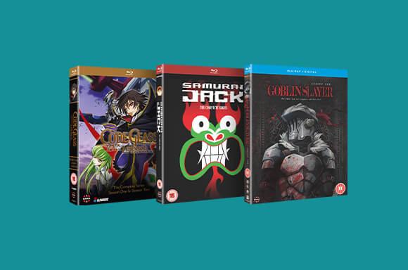 Anime Boxset Price Drops!
