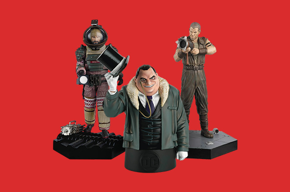 3 FOR $57 COLLECTIBLES