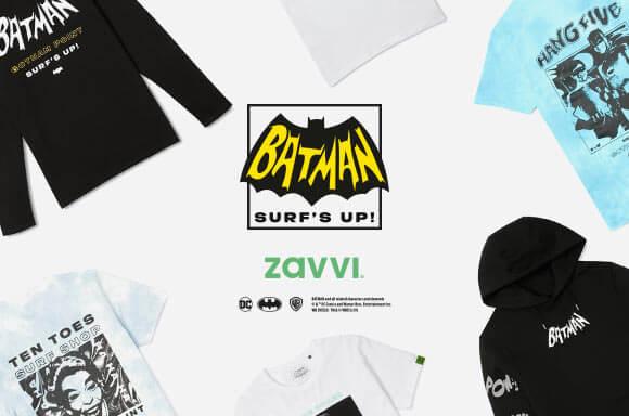 BATMAN SURF KAPSEL KOLLEKTION