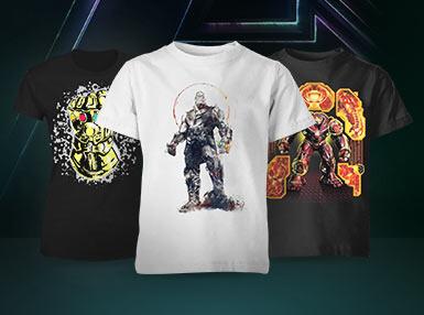 Avengers: Infinity War Kleidung