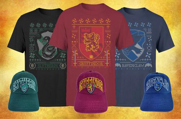 Harry Potter Tee & Cap