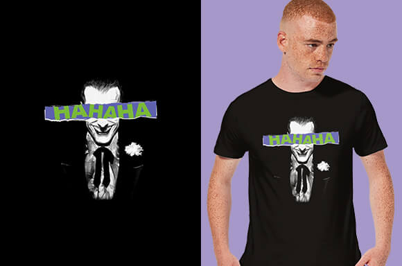 BATMAN JOKER AB 10,99€