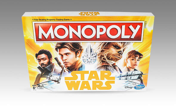 MONOPOLY - SOLO: STAR WARS EDITION