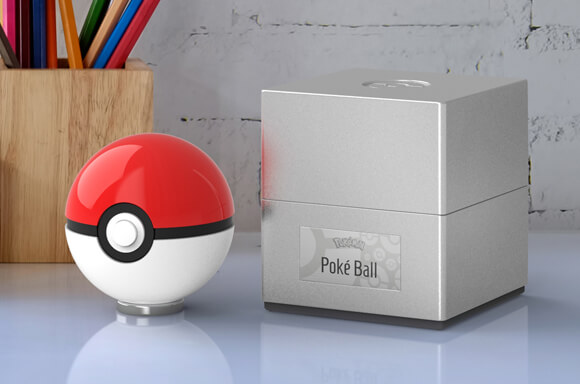 Die-Cast Poké Ball Replica