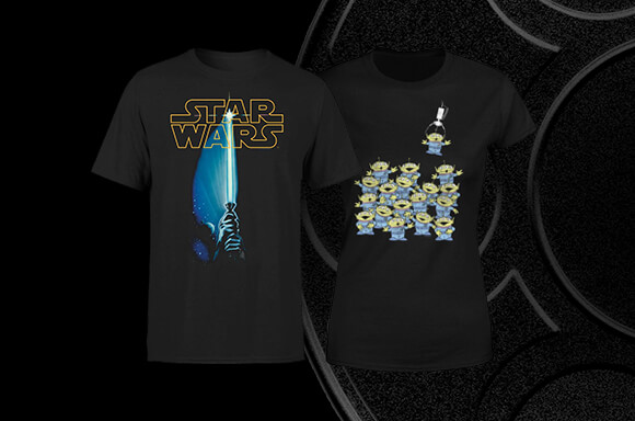£9.99 GEEK T-Shirts - 3 for £25