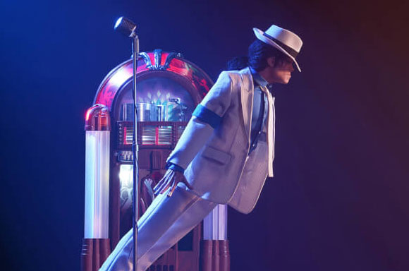 PureArts Micheal Jackson Deluxe Statues!