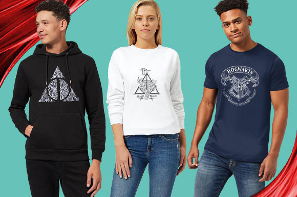 30% OFF HARRY POTTER CLOTHING