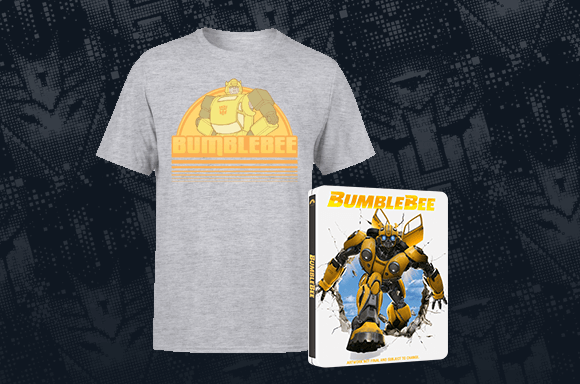 STEELBOOK T-SHIRT BUNDLE!