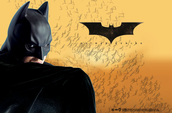 Celebrating the 15th anniversary of Batman Begins