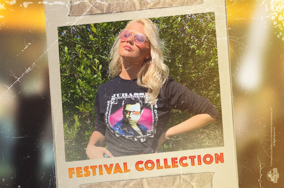 JURASSIC PARK FESTIVAL COLLECTIONS