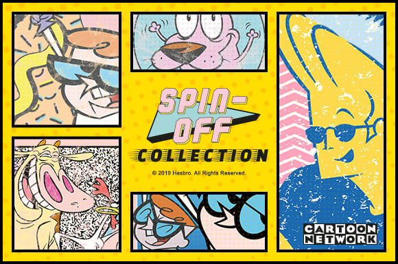 CARTOON NETWORK SPIN-OFF COLLECTION