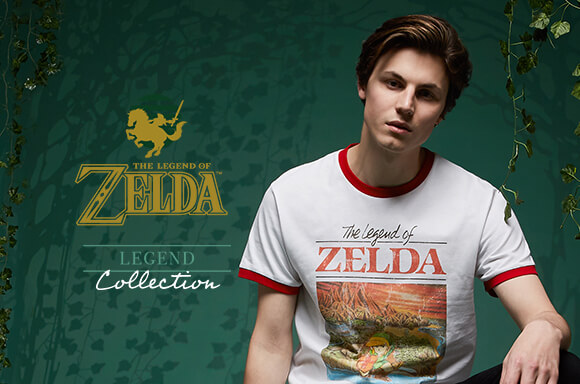 30% Off The Legend Of Zelda Collection