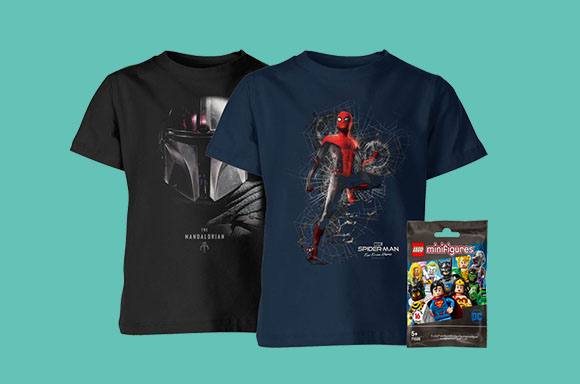 2 Kids Tees For £12.99