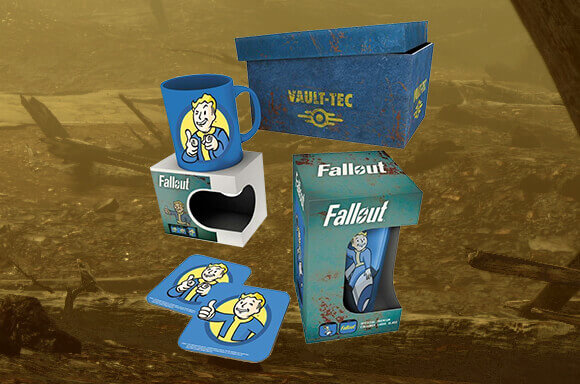 FALLOUT GIFT BOXES