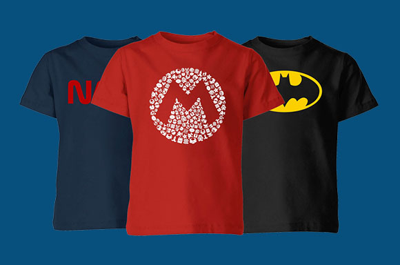 2 Kids Tees for £10