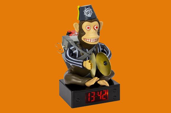 Call of Duty Monkey Bomb Alarm Clock - £19.99, RRP £24.99