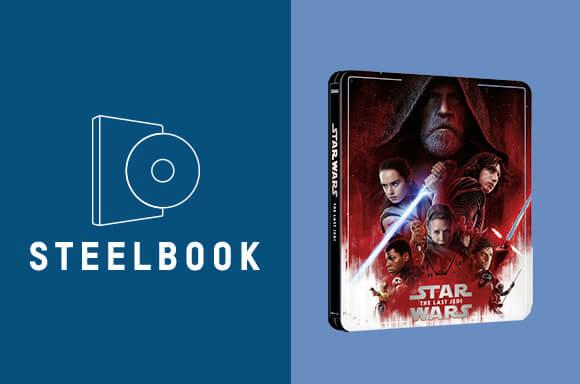 Star Wars EP VII: The Last Jedi 4K UHD