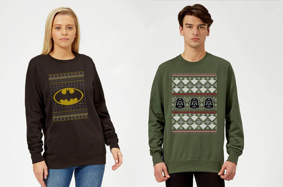 20% OFF CHRISTMAS JUMPERS