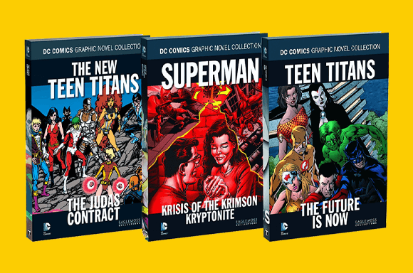 DC Graphic Novels