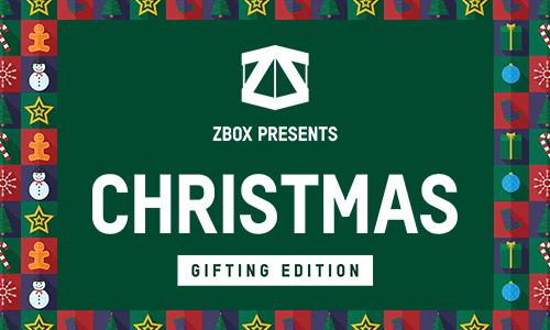 CHRISTMAS GIFTING EDITION ZBOX