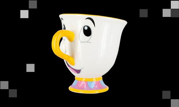 2 for £15 Chip Mug