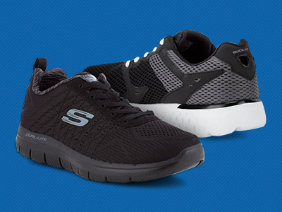 30% OFF SKECHERS