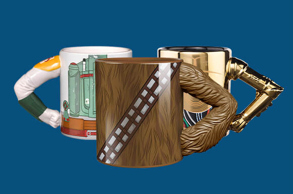 3 for £18 Meta Merch Mugs SW