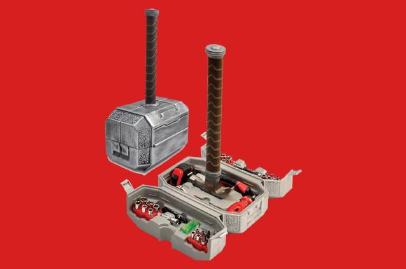 Marvel Thor Mjolnir toolkit